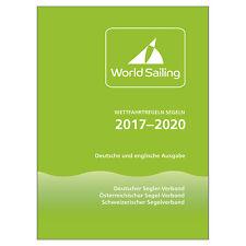 Wettfahrtregeln Segeln (2017 bis 2020) # Regeln DSV ÖSV Swiss Sailing World grün