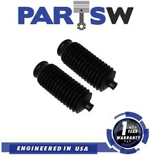 2 Pc New Rack & Pinion Bellow Boots Kit for Honda Hyundai Kia Mitsubishi Subaru