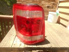 2008-2012 Ford Escape Left Driver  Side Tail Light USED