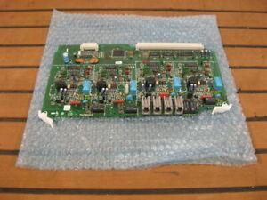 Panasonic KX-T123280 4-COL Card for 1232 EMSS Card