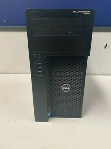 Dell Precision T1650 Tower PC i7-3770 CPU @ 3.40GHz 8GB DDR3 1TB HDD