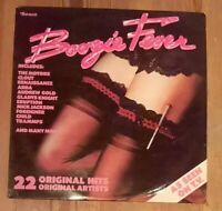 Various ‎– Boogie Fever Vinyl LP 33rpm Comp 1978  Ronco ‎– RTL 2034