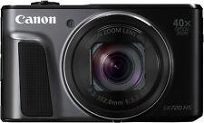 Canon Digital Camera PowerShot SX720 HS Black 40x Optical Zoom PSSX720HSBK Japan