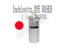 Ricarica Cartucce 1000ml inchiostro MAGENTA per Brother Cano Epson HP