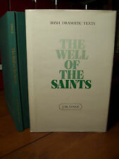 The Well of the Saints by J.M. Synge (Hardback, 1982) in vgc