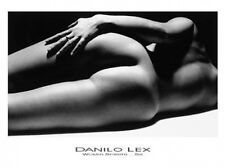 naked photo print nude lying down erotic poster picture danilo lex women spirits