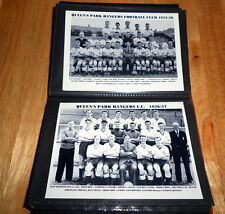 QUEEN'S PARK RANGERS F.C Photo Album (1940's,50's & 60's +++)