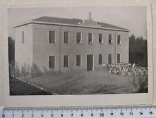 DODICI MORELLI asilo Mater Boni Consilii  - FE - f/g animata - RARA - 6859