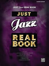 Just Jazz Real Book Sheet Music C Edition Real Book Fake Book NEW 000321416
