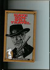 HAVE GUN WILL TRAVEL ...VHS... 4 EPISODES