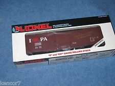 1989 Lionel 6-19906 I Love Pennsylvania Box Car New in Box L2524