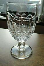 Wine Glass Clear Vintage Original