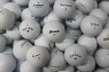 50 Titleist, Srixon, Callaway, Bridgestone, Nike, Taylormade Golf Balls ##CLEARA