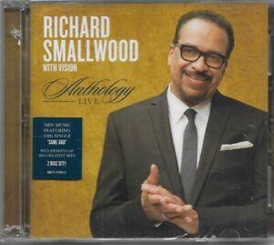 RICHARD SMALLWOOD Anthology Live (2015; 2 CDs) Angela Winbush, Dottie Jones