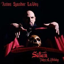 Anton Szandor LaVey - Satan Takes A Holiday (NEW CD)