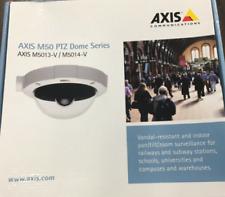 Axis M5014 V Ptz Dome Network Camera 0553 001 Vandal Resistant Indoor