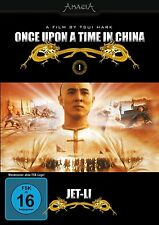 Once Upon a Time in China ( Martial-Arts Kult ) Tsui Hark mit Jet Li, Yuen Biao