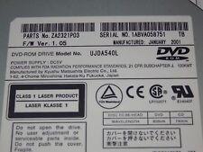 Toshiba Satellite 2800 2805 DVD-ROM Drive ZA2321P03 UJDA540L JDGS0170ZA