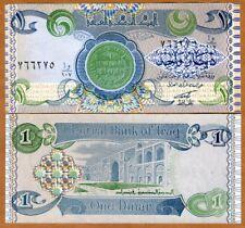 Iraq, 1 Dinar, 1992, P-79, UNC, Emergency Issue