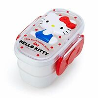 Hello Kitty two-stage lunch food container box (relief)