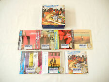 Tom Petty JAPAN 7 titles Mini LP SHM-CD PROMO BOX SET