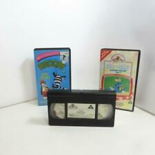 Tom and Jerry Cartton festival Vol 2 and The Further Advcenturesof Droopy VHS's