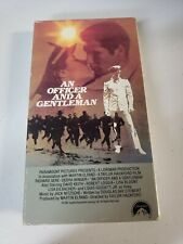 An Officer and a Gentleman (VHS, 1997) preowned