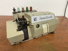 Union Special Mark 4 39500 Qw Two Needle Serger Industrial Sewing Machine