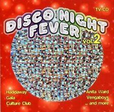 Discoteca Night Fever 2 Fancy, chyp-Notic, Trans-X, Bad Boys Blue, Cultur [CD DOPPIO]