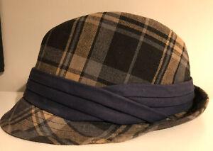 SAN DIEGO HAT COMPANY Trilby Style Hat-57.5cm