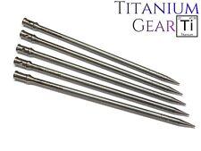 "Titanium Spike 5 Pack! 6.5"" Self Defense Ti EDC Multi Tool Survival USA SELLER"