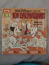 Vintage 101 dalmatians Book