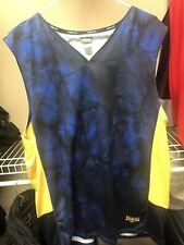 Everlast Mens Sleeveless Athletic Shirt Compression Mesh Size Large Basketball