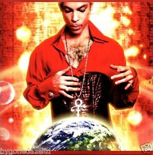 PRINCE - PLANET EARTH PROMO CD(FREE UK POST)