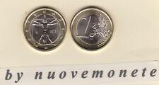 ITALIA ITALIE ITALY 1 euro 2013 FDC DA ROTOLINO MOLTO RARA