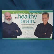 The Healthy Brain Kit : Clinically Proven Tools to Boost Your Memory