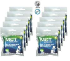 10 Sachet MCT de 100 Filtres Menthol avec Capsule pour cigarette à rouler
