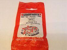 STARPARTS PLASMA CUTTER ELECTRODE (SHORT) 15.0 PART NUMBER SB301 PACK OF 5