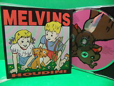 AUTOGRAPHED The Melvins Houdini Signed 1993 CD King Buzzo Buzz Osborne NM