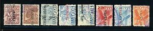 MEXICO EARLY Revenue Fiscal Assortment Lot #101 - SEE SCAN - $$$