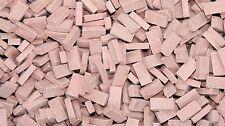 1/35 Scale Bricks Medium Red (approx 500)