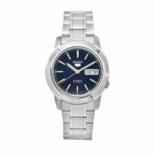 [Seiko] self-winding watch Seiko 5 overseas model blue dial SNKE51K1 [reverse im