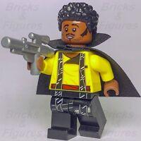 New Star Wars LEGO® Young Lando Calrissian Rebel General Solo Minifigure 75212