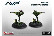 Prodos Games BNIB AvP USCM Sentry Guns AVPCM04