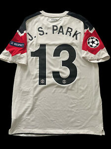 Manchester United 2011/2012 Park Ji-sung Medium Third Shirt