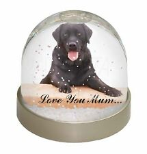 AD-L86LYMMG Black Labrador /'Love You Mum/' Coffee//Tea Mug Christmas Stocking Fil