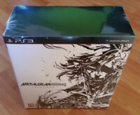 Metal Gear Rising Revengeance Edition Collector PS3 / neuf blister . fr