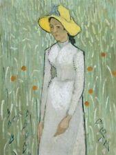 White Vincent van Gogh Art