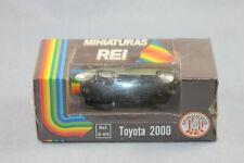 Siku Brasilien Brinquedos REI V316 Toyota 2000 GT unbespielt mit Box Ovp V-Serie