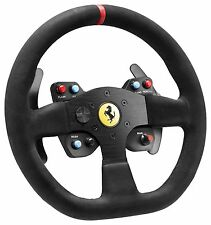 Thrustmaster 4060071 Ferrari 599xx Evo 30 Accs Wheel Add-on Alcantara Edition